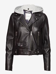 3870f554405 Læderjakker til kvinder | Stort udvalg af de nyeste styles | Boozt.com