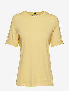 VERITY C-NK TOP SS, - GOLDEN HAZE