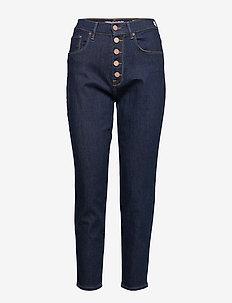 ZENDAYA CINDY SHW SKINNY ANK - straight jeans - denim blue