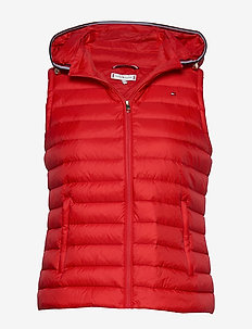 TH ESSENTIAL LW DWN - vests - primary red