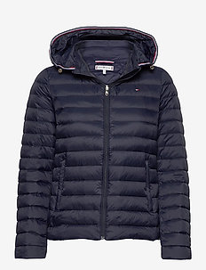 TH ESSENTIAL LW DWN - padded jackets - desert sky