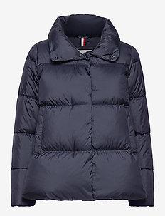 PEARL DOWN JKT - padded jackets - sky captain