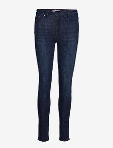 COMO SKINNY RW ASH - skinny jeans - ash