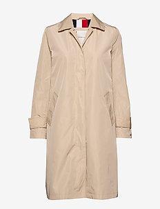 MOLLY SB MAC - light coats - stone