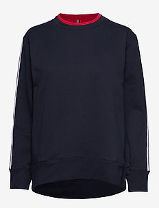 RAVEN C-NK SWEATSHIRT LS - sweatshirts - desert sky