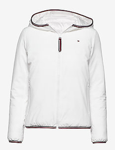 TH ESSENTIAL REVERS - down- & padded jackets - white