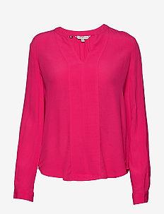 LUCIA BLOUSE LS - blouses à manches longues - bright jewel