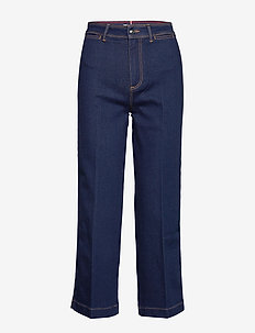 BELL BOTTOM HW C UTA - boot cut jeans - uta
