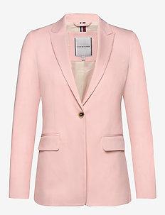 COTTON PASTEL SB BLA - blazer - pale pink