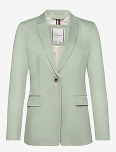 COTTON PASTEL SB BLA - tailored blazers - sea mist mint