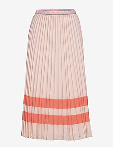 OC MADELEINE SKIRT - midi skirts - pale pink