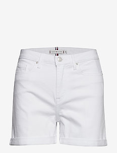 ROME HW SHORT CLR - denim shorts - clr