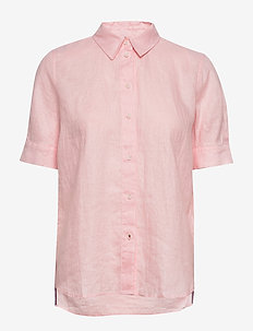 TH ESSENTIAL PENELOPE SHIRT SS - FROSTED PINK