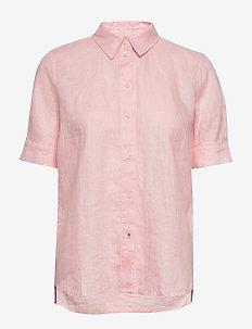 TH ESSENTIAL PENELOP - kortærmede skjorter - frosted pink