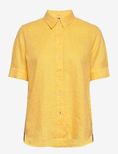 TH ESSENTIAL PENELOP - kortærmede skjorter - sunray