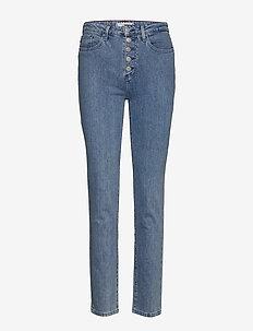 RIVERPOINT CIGARETTE HW A LIZZ - slim jeans - lizz