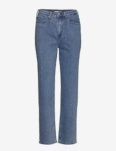 CLASSIC STRAIGHT HW C LIZZ - straight jeans - lizz