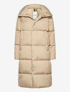 REDOWN COAT - padded coats - beige