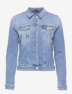 SLIM JACKET JUL - jeansjackor - jul