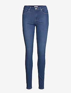 TH SOFT COMO SKINNY RW NU - skinny jeans - nu