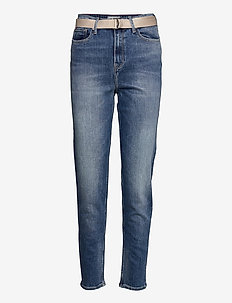 GRAMERCY TAPERED HW A LUS - tapered jeans - lus