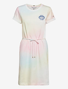 ABO EARTH DAY DRESS - zomerjurken - pastel multi