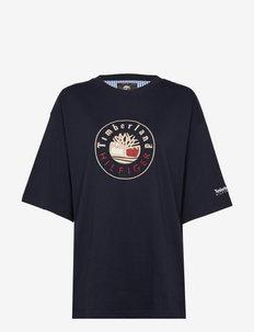THxTBL RI LOGO T SHIRT SS - t-shirts - desert sky