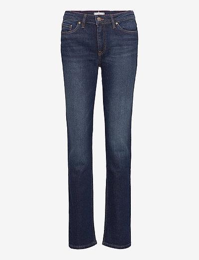 HERITAGE ROME STRAIGHT RW - jeans droites - denim
