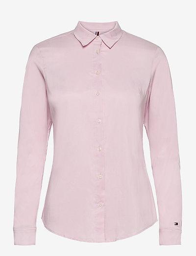 HERITAGE SLIM FIT SHIRT - chemises à manches longues - cradle pink