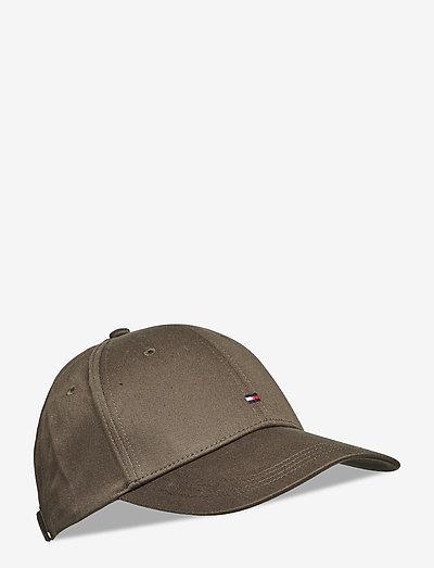 BB CAP - czapki - camo green