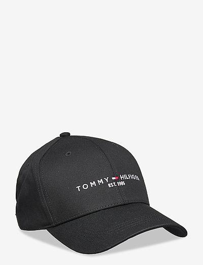 TH ESTABLISHED CAP - casquettes - black