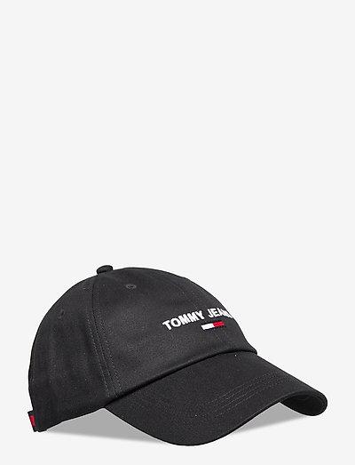 TJM SPORT CAP - czapki - black