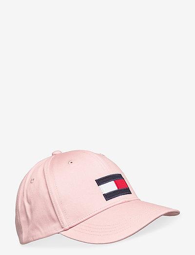 BIG FLAG CAP - huer & kasketter - delicate pink