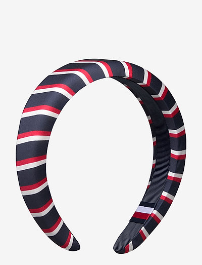 TOMMY HEADBAND - accessoires - corporate stripe