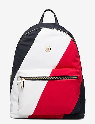 POPPY BACKPACK SOFT NYLON - sacs a dos - corporate mix