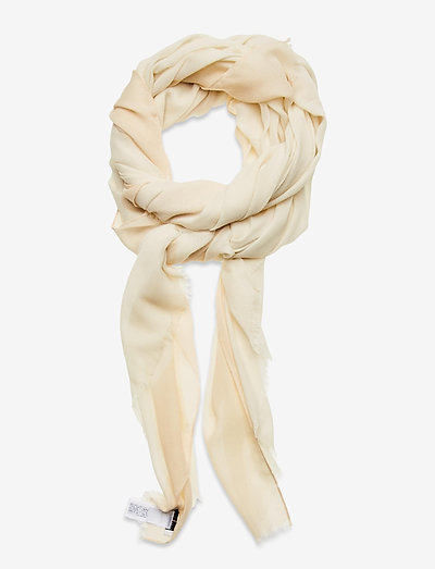 SPRING SHOPPER SCARF - accessories - caravan / ivory