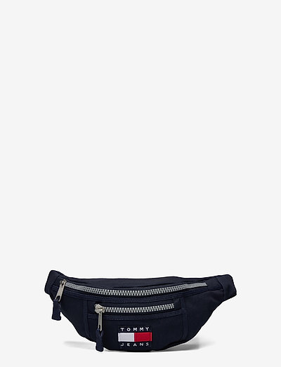 TJW HERITAGE BUMBAG CANVAS - bags - twilight navy