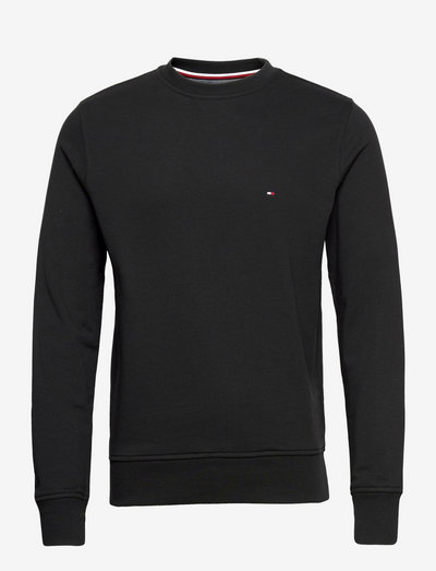 CORE COTTON SWEATSHIRT - kläder - black