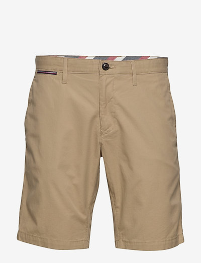 BROOKLYN SHORT LIGHT TWILL - chinos shorts - beige