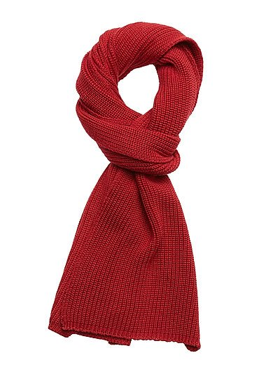 BASIC SCARF - WINDSOR WINE
