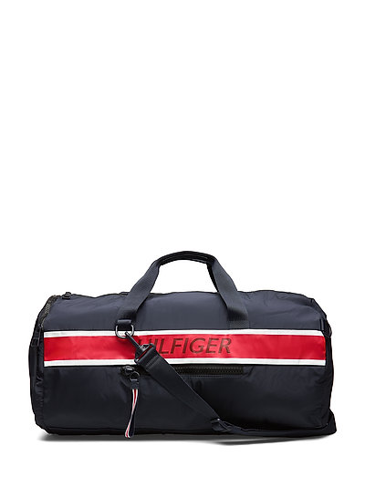 TOMMY HILFIGER Tommy Convertible Du Bags Weekend & Gym Bags Blau TOMMY HILFIGER