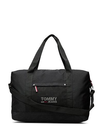 Tjm Cool City Duffle Bags Weekend & Gym Bags Schwarz TOMMY HILFIGER