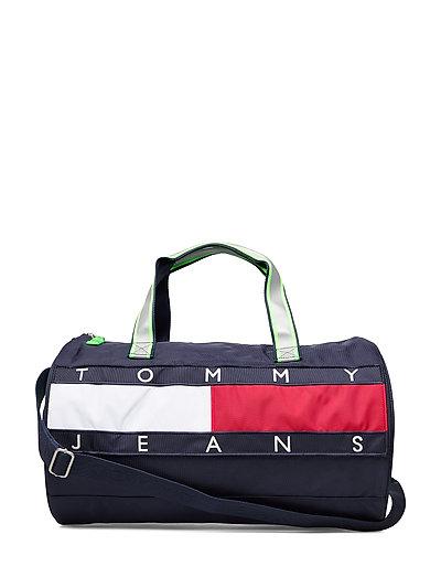 Tjm Heritage Duffle Bags Weekend & Gym Bags Blau TOMMY HILFIGER