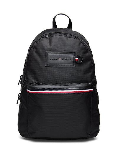 Modern Nylon Backpac Rucksack Tasche Schwarz TOMMY HILFIGER