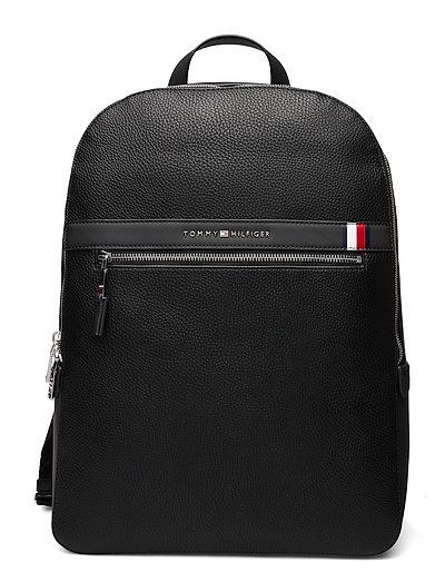 Th Downtown Backpack Rucksack Tasche Schwarz TOMMY HILFIGER