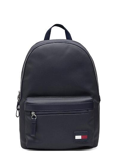 Sport Pique Backpack Rucksack Tasche Blau TOMMY HILFIGER