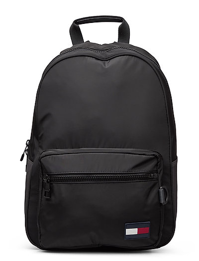Tommy Backpack Rucksack Tasche Schwarz TOMMY HILFIGER