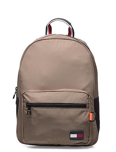 Tommy Backpack Rucksack Tasche Beige TOMMY HILFIGER