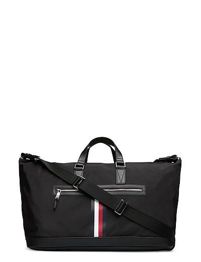 Clean Nylon Duffle Bags Weekend & Gym Bags Schwarz TOMMY HILFIGER