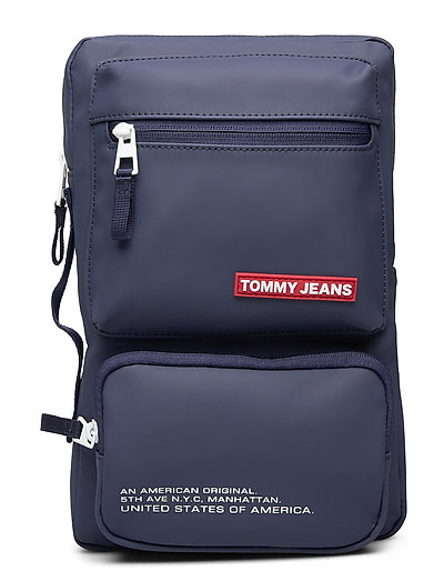 Tjm Tech Item Crossb Schultertasche Tasche Blau TOMMY HILFIGER